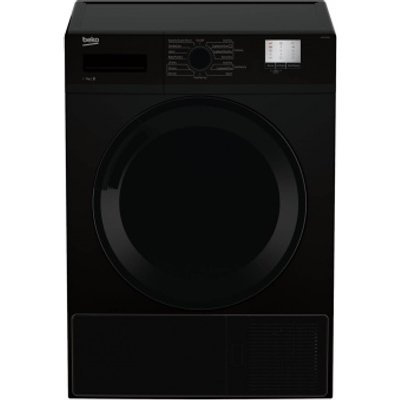 Beko DTGC7000B Tumble Dryer Condenser Black