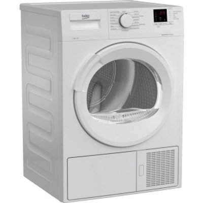 Beko DTLP81141W Tumble Dryer Condenser White