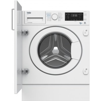 Beko WDIC752300F2 Fully Integrated Washer Dryer