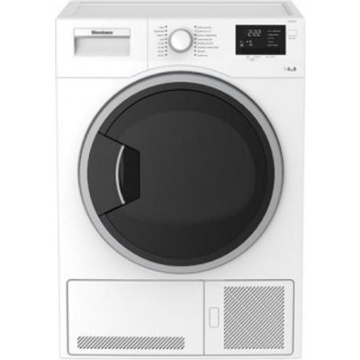 Blomberg LTK28021W Tumble Dryer Condenser White