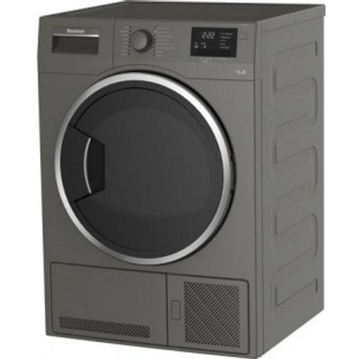 Blomberg LTK28031G Tumble Dryer Condenser Graphite