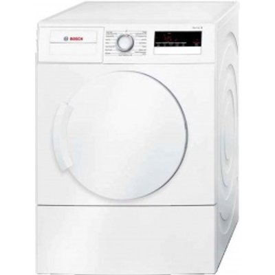 Bosch WTA79200GB Tumble Dryer Standard White