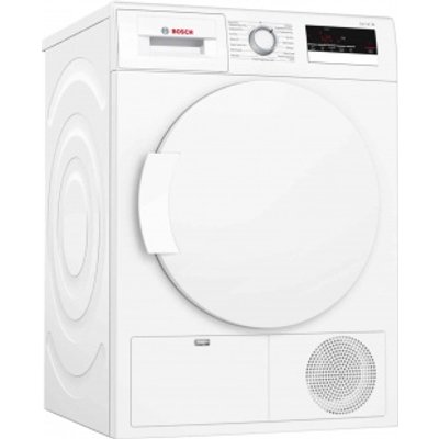Bosch WTN83200GB Tumble Dryer Condenser White