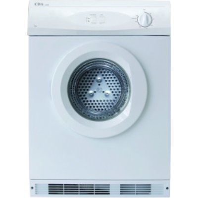 CDA CI522WH Tumble Dryer Reversing White