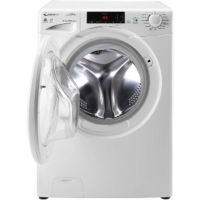 Candy GCSW485T Washer Dryer White