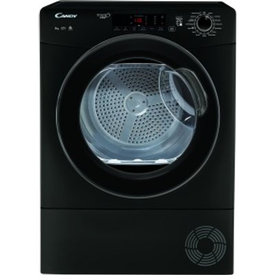 Candy GSVC9TGB Tumble Dryer Condenser Black