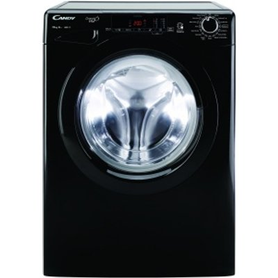 Candy GVSC1410TB3B Washing Machine Black