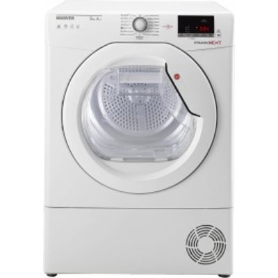 Hoover DXH9A2DE Tumble Dryer Condenser White