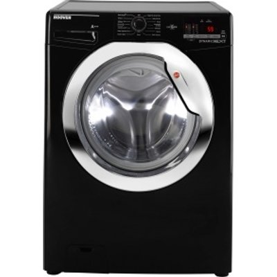 Hoover DXOC67C3B Washing Machine Black