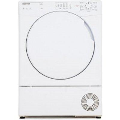 Hoover HLC8LF Tumble Dryer Condenser White