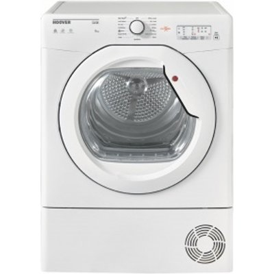 Hoover HLC9LG Tumble Dryer Condenser White