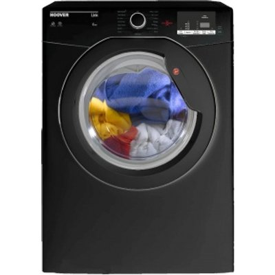 Hoover HLV8DGB Tumble Dryer Standard Black