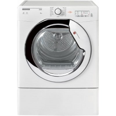 Hoover HLV8LCG Tumble Dryer Standard White
