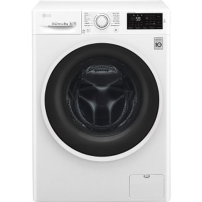 LG F4J608WN Washing Machine