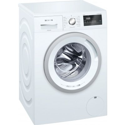 Siemens WM14N190GB Washing Machine White