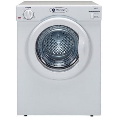 White-Knight C39AW Compact Dryer White