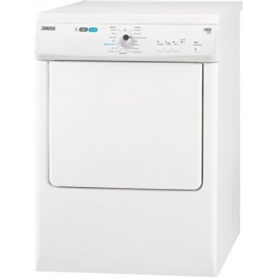 Zanussi ZTE7101PZ 916093389 Tumble Dryer Standard White