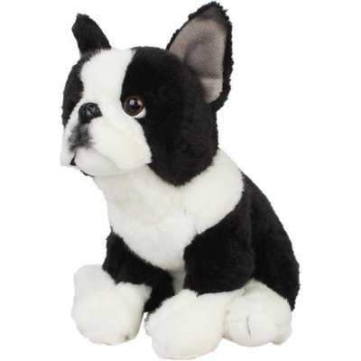 Hamleys French Bulldog Soft Toy