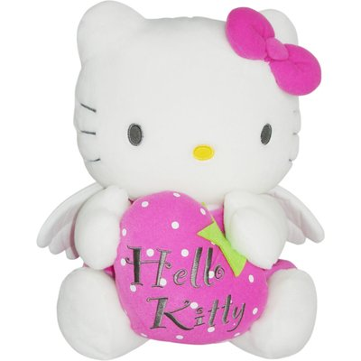 Hello Kitty Angel Berry large Plush