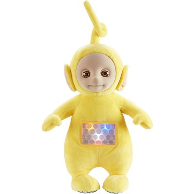 Teletubbies 10-Inch Musical Lullaby Laa-Laa Soft Toy