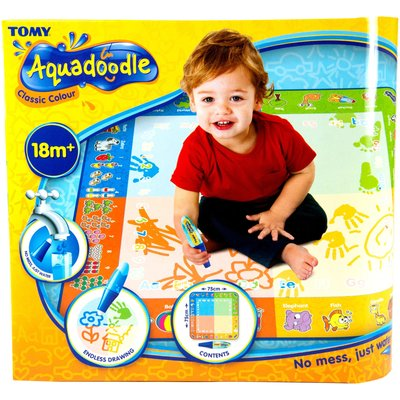 Aquadoodle Classic Colour Drawing Mat