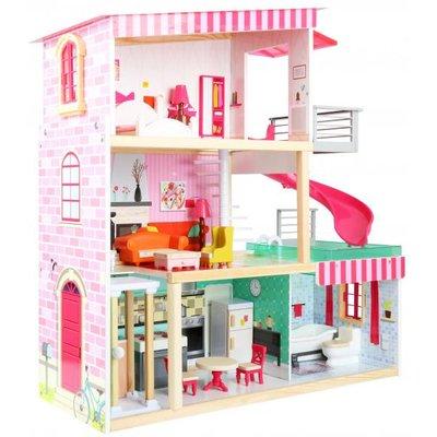 L&S Dollhouse W Elevator