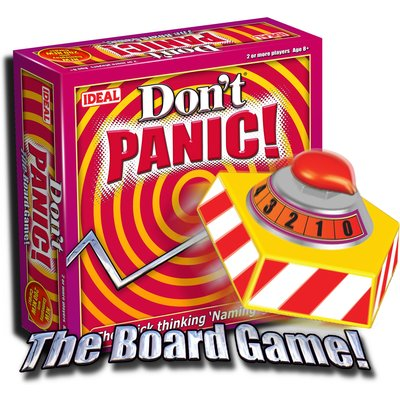 Dont Panic! Board Game