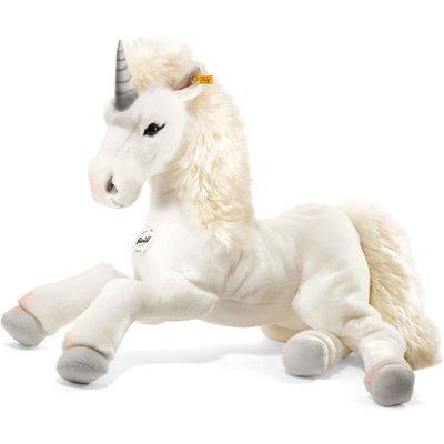 Steiff 70cm White Starly Dangling Unicorn Soft Toy