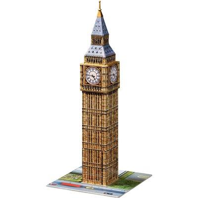Ravensburger Big Ben Building 216 Piece 3D Puzzle