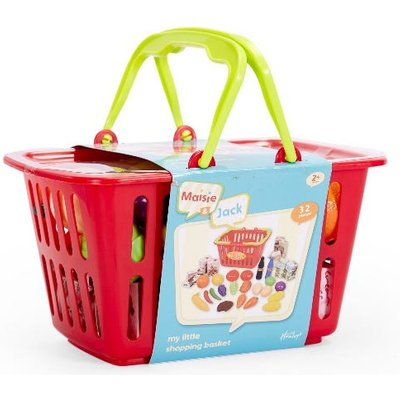 Maisie & Jack My Little Shopping Basket
