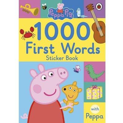 Peppa Pig 1000 First Word