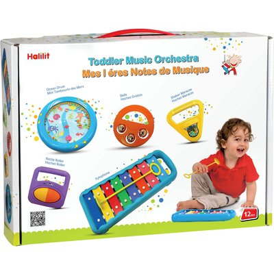 Halilit Toddler Music Orchestra