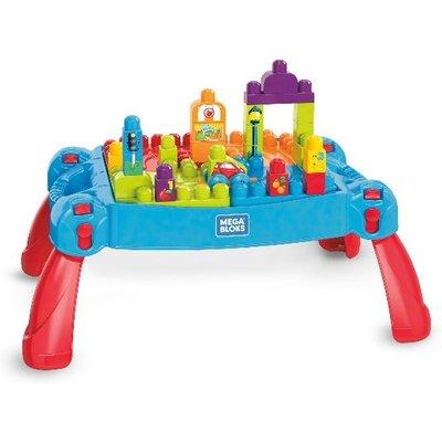 Mega Blocks Build 'n Learn Table