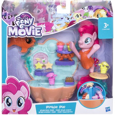 My Little Pony Pinkie Pie Undersea Cafe Set