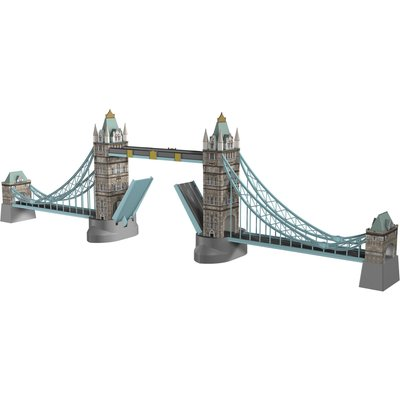 Ravensburger Tower Bridge 216 Piece 3D Puzzle