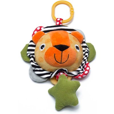 Hamleys Baby Jungle Hanging Musical Toy