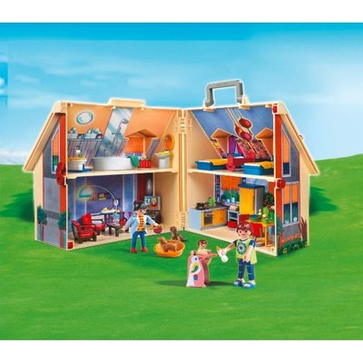 Playmobil Take Along Modern Dolls House 5167