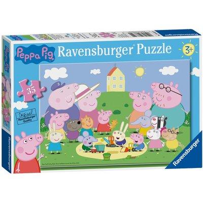 Ravensburger Peppa Pig Park Puzzle