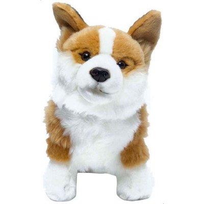 Hamleys Charles The Corgi Soft Toy