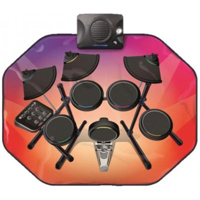 Hamleys Glowing Drum Kit Playmat