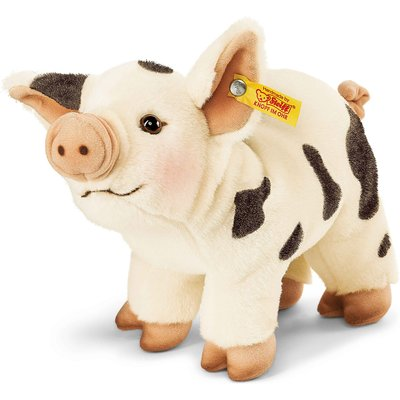 Steiff 26cm Roserl Mini Pig Soft Toy