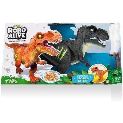 Robo Alive Jungle Green Interactive Dinosaur