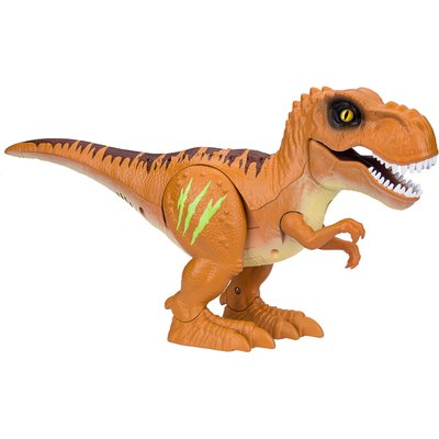 Robo Alive Wild Amber Interactive Dinosaur
