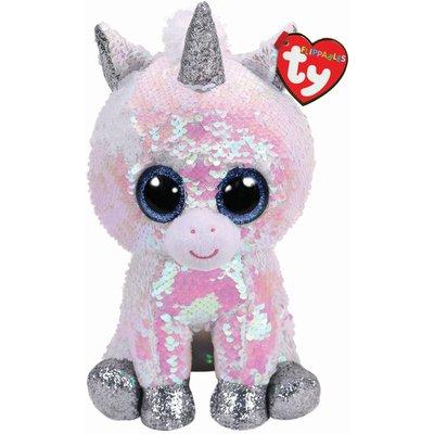 TY Diamond Unicorn Sequin Flippable Boo Medium