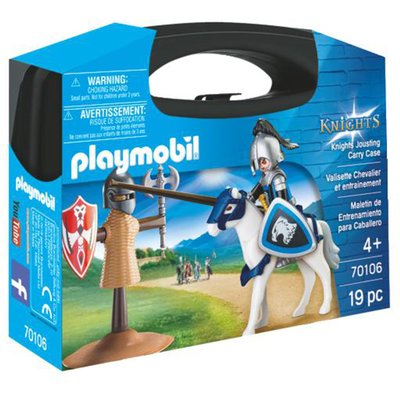 Playmobil Knights Jousting Carry Case 70106
