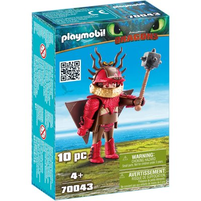 Playmobil Snotlout with Flight Suit 70043