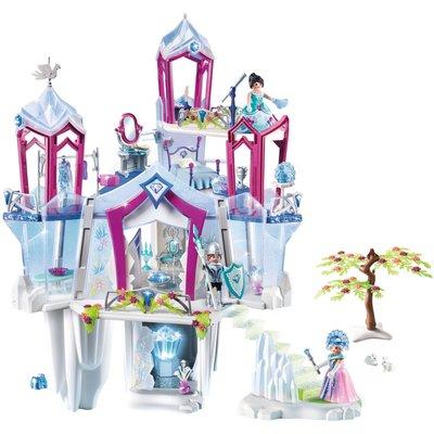 Playmobil 9469 Magic Crystal Palace with Shiny Crystal