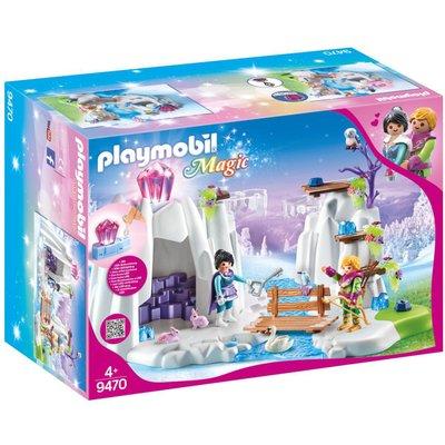 Playmobil 9470 Magic Crystal Diamond Hideout with Shiny Crystal