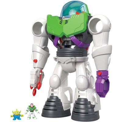 Imaginext Toy Story 4 Buzz Lightyear Robot Playset
