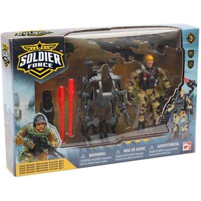 Hamleys Soldier Force Drone Figure Set